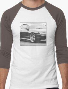 JDM S15 Men's Baseball ¾ T-Shirt
