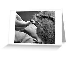 Touching Greeting Card