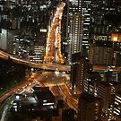 Tokyo Tower View by d4ndy