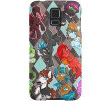 Many Ponies! Samsung Galaxy Case/Skin