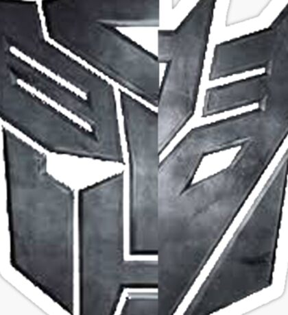 transformers Sticker