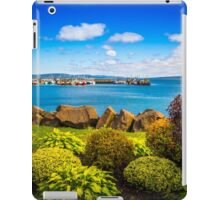 Digby Habour Seafront iPad Case/Skin