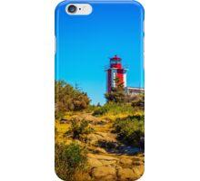 Point Prim Lighthouse iPhone Case/Skin