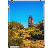 Point Prim Lighthouse iPad Case/Skin