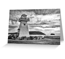 Five Islands Lighthouse Greeting Card