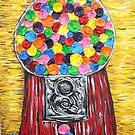 """""""Bubblegum Machine"""" by Adela Camille Sutton"""