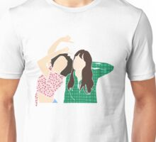 YOU AND ME GIRL Unisex T-Shirt