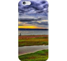 Parrsboro Dawn iPhone Case/Skin