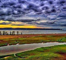 Parrsboro Dawn by mlphoto