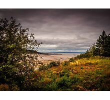 Joggins Beach Photographic Print