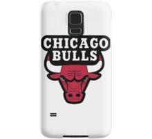 Chicago Bulls Logo Samsung Galaxy Case/Skin
