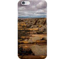 Joggins Fossil Cliffs iPhone Case/Skin