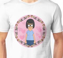 Tina Hearts Jimmy Jr Unisex T-Shirt