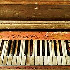 Played Out Piano by debidabble