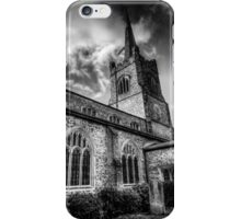St Andrews Church Hornchurch Vintage iPhone Case/Skin
