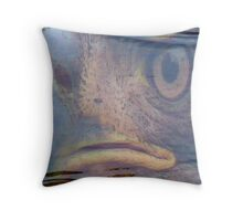 Visions Of The Future Throw Pillow