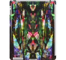 Abstract Mindmirror Acrylic Painting iPad Case/Skin