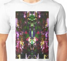 Abstract Mindmirror Acrylic Painting Unisex T-Shirt
