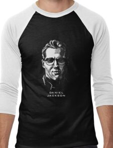 Daniel Jackson Stargate Men's Baseball ¾ T-Shirt