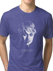 Samantha Carter Stargate Tri-blend T-Shirt