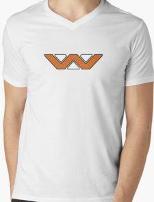 Weyland-Yutani Mens V-Neck T-Shirt