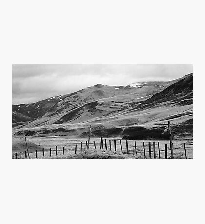The Highlands Photographic Print