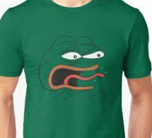 Angry Pepe the Frog - REEEEEEE Unisex T-Shirt