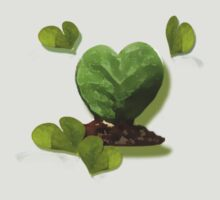 Grow Green Hearts by nikiderro