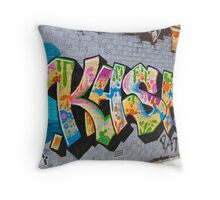 SYDNEY GRAFFITI 19 Throw Pillow