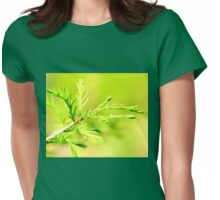 Cypress in Spring Womens Fitted T-Shirt