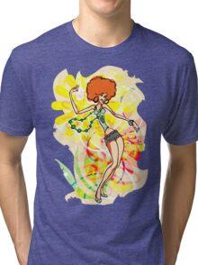 funk dancer Tri-blend T-Shirt
