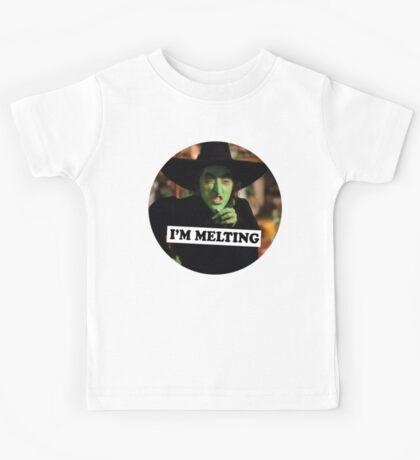 melting Kids Tee