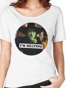 melting Women's Relaxed Fit T-Shirt