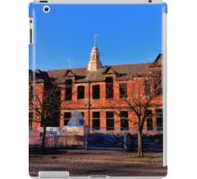 Edinburgh Evening News 21.04.2015 iPad Case/Skin