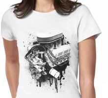 302 Womens Fitted T-Shirt
