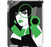 Shaped 11 iPad Case/Skin