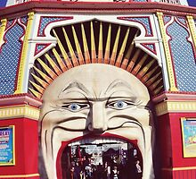 Luna Park Melbourne by dibertelena