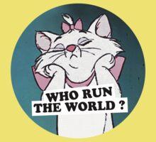 who run the world One Piece - Short Sleeve
