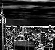 A Darkened New York by Andrew Ness - www.nessphotography.com