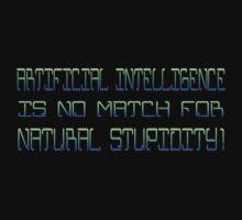 Artificial Intelligence 2 by ezcat