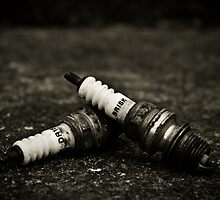 spark plugs by Tony Day