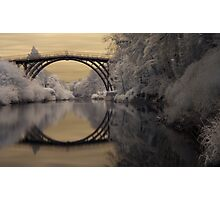 Iron Bridge Photographic Print