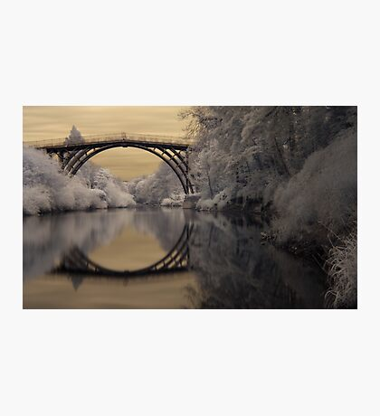 Iron Bridge Photographic Print