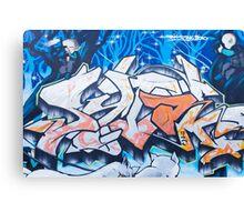 SYDNEY GRAFFITI 23 Canvas Print