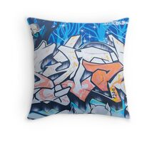SYDNEY GRAFFITI 23 Throw Pillow
