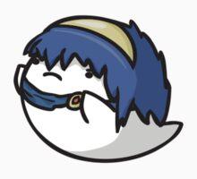 Super Smash Boos - Marth by PeekingBoo