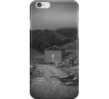 Shadows of Snowdon iPhone Case/Skin