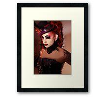 Severina X Sol Framed Print