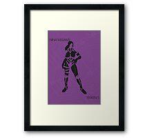 Nina Framed Print