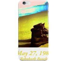 Boots at Rehoboth iPhone Case/Skin